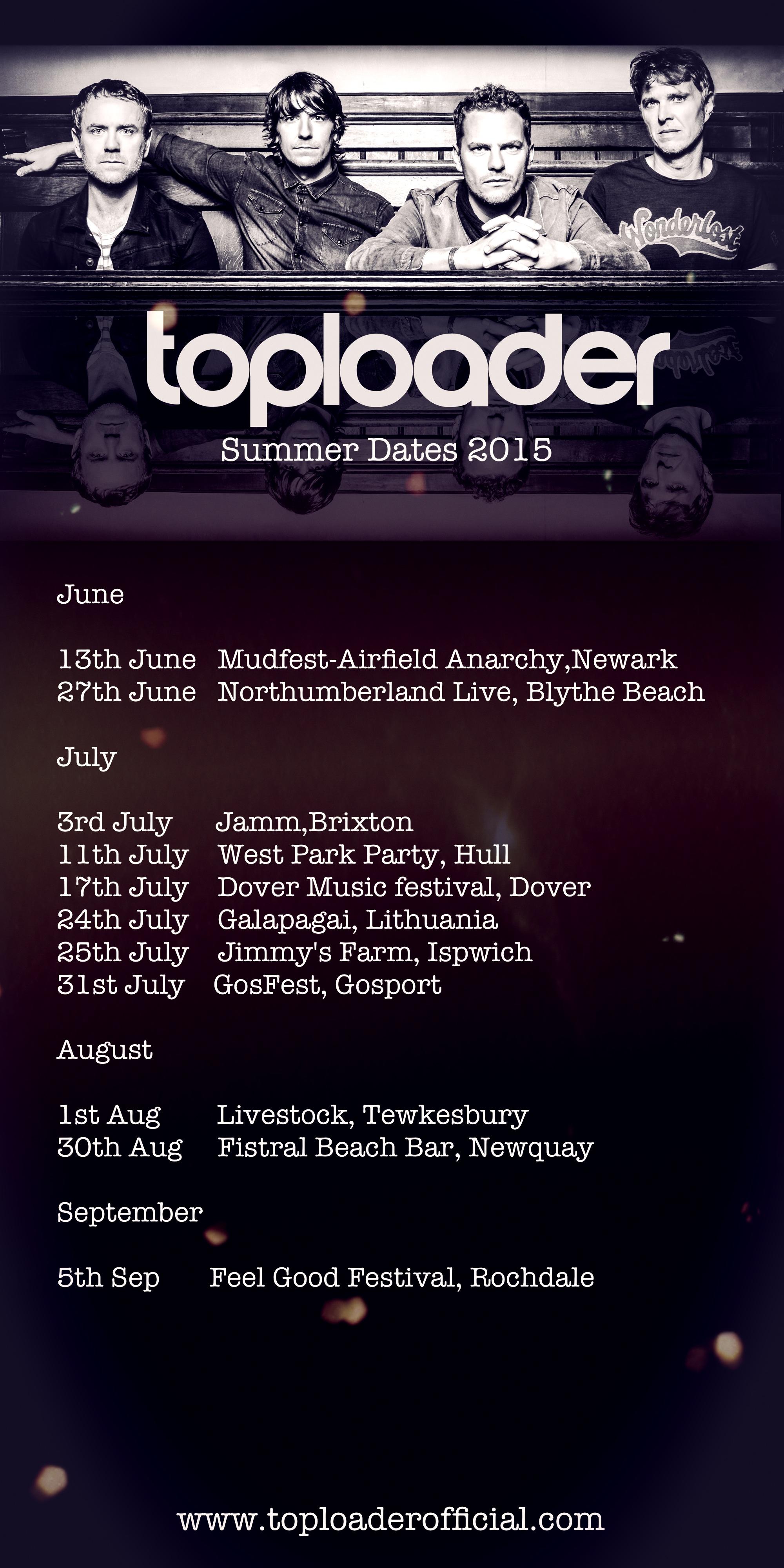 Summer DATES '15